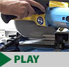 Dry Cutting Miter Saw