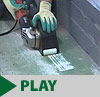 Applications for Electric & Pneumatic Hand-held Scarifiers