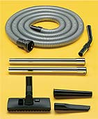 cleaning kit for industrial vacuum
