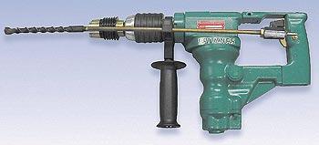 CS Unitec's Hydraulic Rotary Hammer Drill