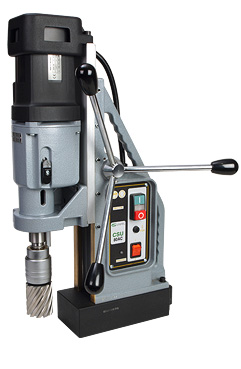 Portable Magnetic Drills - CSU 80AC