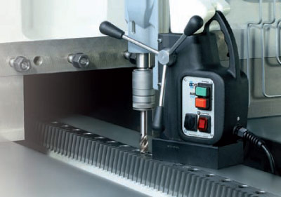MAB 525 Magnetic Drill for Production Use