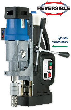 MAB 825 and MAB 845 – Portable Magnetic Drills