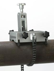 Pipe Saddle Clamp System