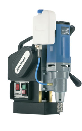 AutoMAB 1500 – Portable Magnetic Drill