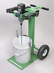 Portable Mixing Stands Manufactured By Cs Unitec