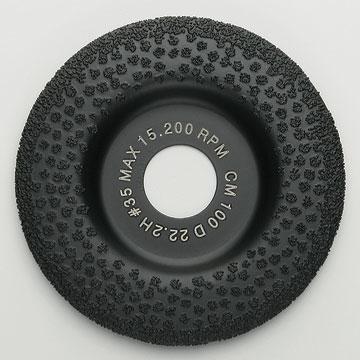Reduced Sparking Diamond Grinding Amp Cutting Wheels Eb