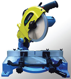 Dry Cut Miter Saw for Cutting Metal - 10 inch