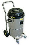 Air-powered dust collection vacuum – ATEX classified