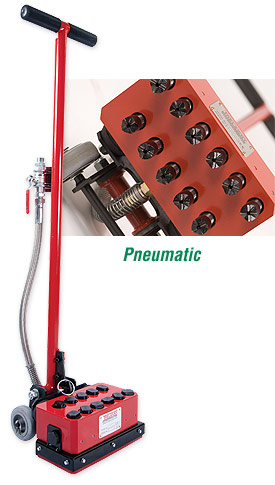 Pneumatic Deck Hammer
