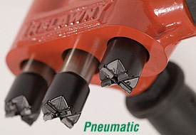 Hand-held Scaling Hammers – Pneumatic