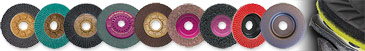 Flap Discs and Abrasive Accessories