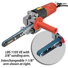CS Unitec's LBS 1105 VE FInger Belt Sander