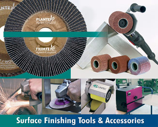 Surface Finishing Machines - Tools and Accessories