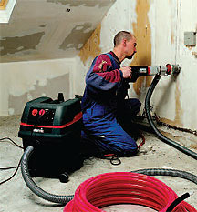 CS 1435 Dust Extraction Vacuum