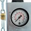 Unidad de servicio - presión de aire