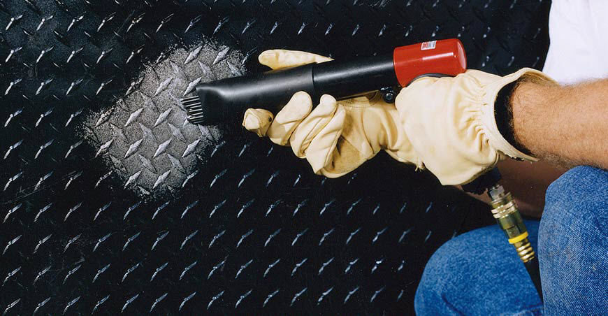 Metal Surface Preparation Tools