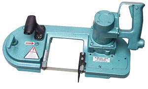 Pneumatic Band Saw AirBand Model