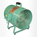 atex certified axial fan