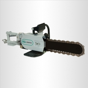 pneumatic concrete chain saws