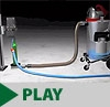 Water Recycling & Slurry Containment Vacuum System