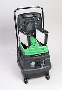 CS 1500 vacuum filter