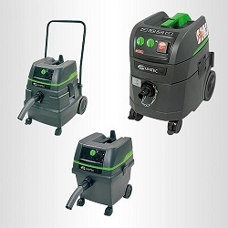 Dust Collection Systems and Vacuums