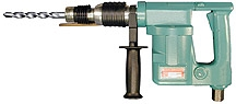 atex certified hammer drill