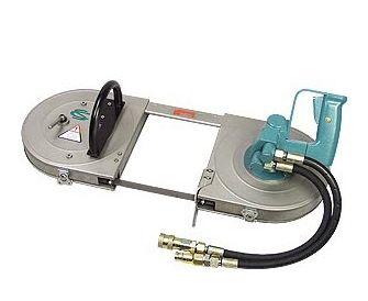 standard hydraulic portable band saw