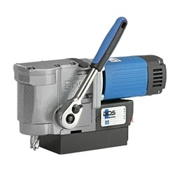 ultra compact portable magnetic drill