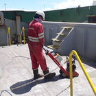 Eliminación del revestimiento de cubiertas marítimas con la oruga/raspadora de cubierta TFP 200
