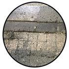 Uso del Raspador de Largo Alcance Lite para Remover Depósitos de Goma del Piso