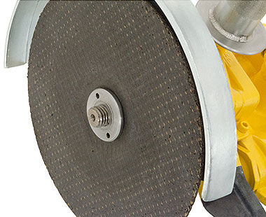 Subsea Hydraulic Vertical Grinder grinding disc