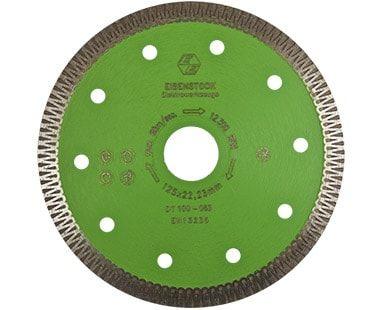 "5"" diamond blade wet/dry cutting"