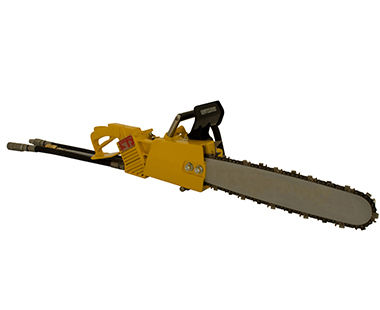 Model 5 1030 xxxx Hydraulic Chain Saw with Brake