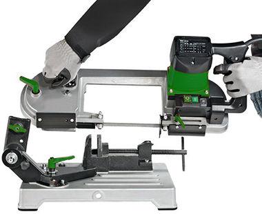 Sierra de cinta eléctrica portátil Modelo 5 6046 0010