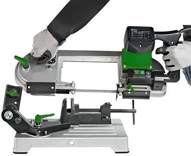 Portable Electric Band Saw Model 5 6020 0010-220