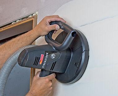 ETS 225 Drywall Sander application