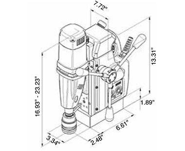 AutoMAB 450 diagram