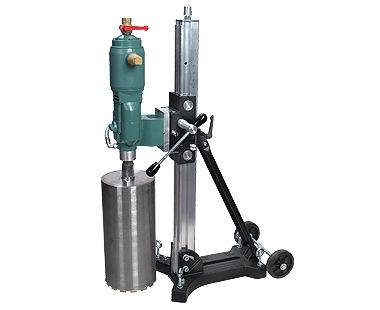 """2 1328 0050 SA 12"""" Máquina de perforación neumática, montado en plataforma"""
