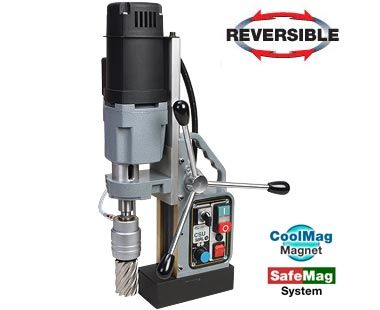 CSU 50RL Portable Magnetic Drilling and Tapping Machine
