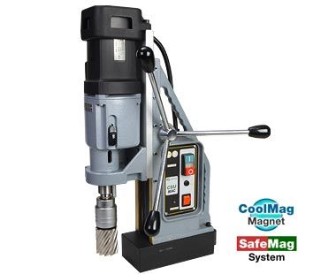 CSU 80AC Portable Magnetic Drill