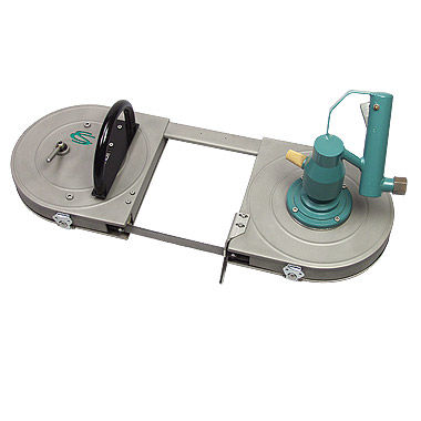 Pneumatic Band Saw AirBand Wide Mouth Model