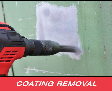 Electric Needle Scaler Coatings Removal