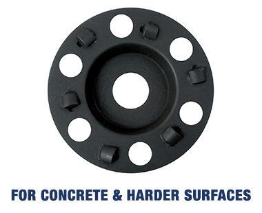 EOF 100 Paint Shaver Concrete Disc
