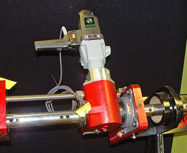 ETE 32/2.3 R/RL high-torque reversible drive motor OEM application