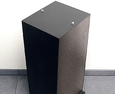 Sheet Metal Deburring Machines Machine Stand