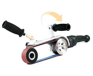 amoladora de correa de tubo PIPE-MAX