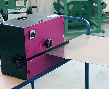 ROLEI® BE 5 Sheet Metal Deburring Machine