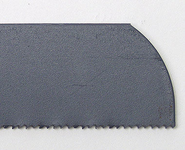 Hacksaw Blade Cutting Tip